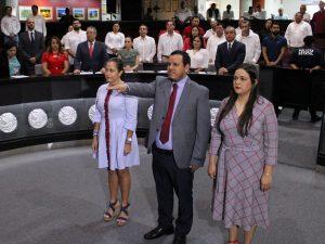 Congreso del Estado nombra al nuevo consejero del Infocol