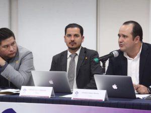 Sesión Ordinaria de la Comisión Jurídica, de Criterios y Resoluciones del CONAIP SNT