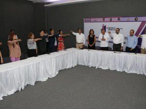 Se Instala de manera formal del Secretariado Técnico Local en Colima