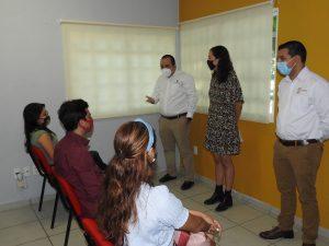 Socializaciones del Plan DAI al DIF Municipal Colima