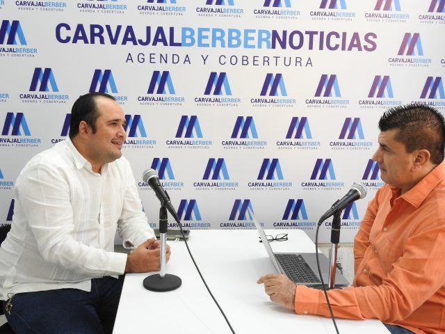 ENTREVISTA PARA LA PÁGINA CARVAJAL BERBER NOTICIAS