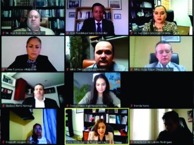 """Seminario""""Estudio de la dogmática del derecho de acceso a la información pública""""."""