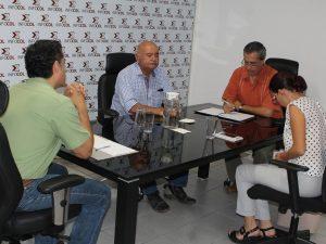 Primer reunión del año de los Consejeros de Infocol