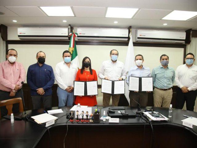 Instalan Junta de Gobierno del Centro de conciliación labora en Colima. Infocol es parte de la junta