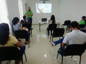Infocol realiza Jornada de Capacitas a las IAP del Estado de Colima